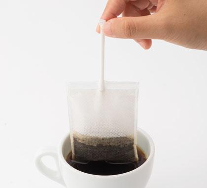 コーヒーバッグキャラバンのイメージ S