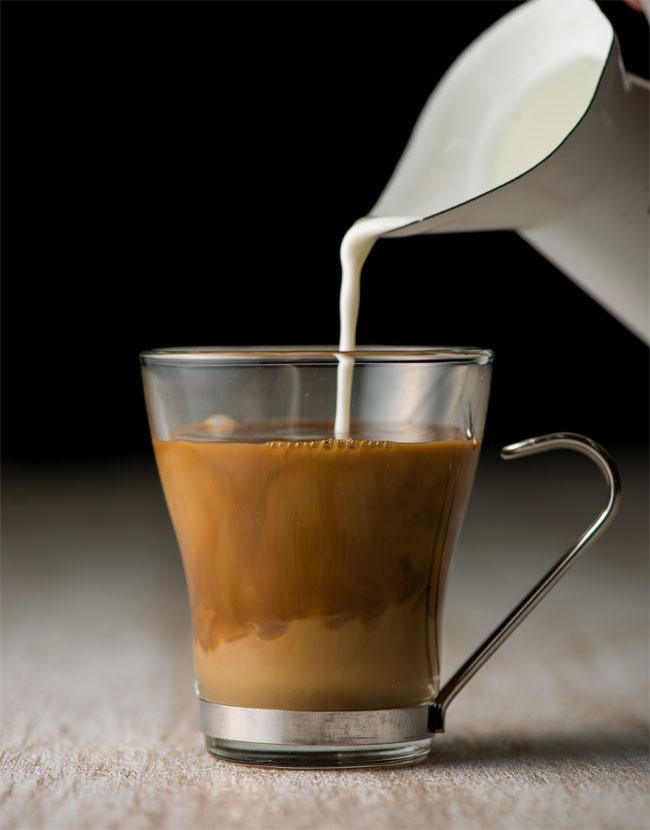 カフェインレス・カフェオレベース イメージ