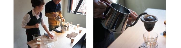 金澤屋珈琲店ネルドリップコーヒー教室イメージ01